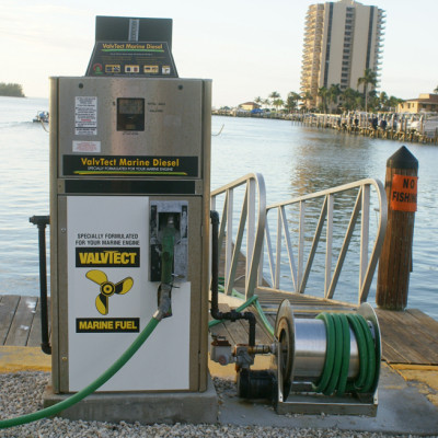 The Ship Store Marine Fuel Caxambas Park & Boat Ramp Marco Island Florida Gas Diesel