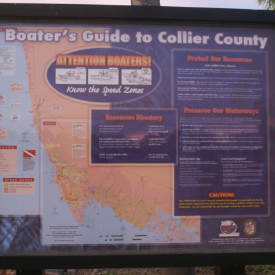 Boater's Guide to Collier County located near The Ship Store