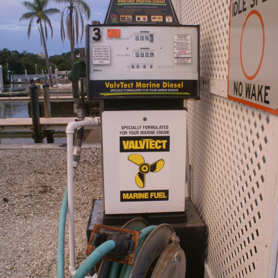 ValvTech Marine Fuel at The Ship Store in Cocohatchee River Park